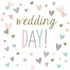 wedding day congratulations 3 effects to add to your wedding day