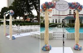 wedding arch kl wedding research malaysia