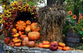 fall decorations for outside fall outdoor decorations mforum