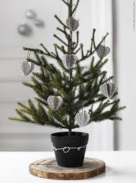 30 mini christmas trees decoration ideas christmas celebrations
