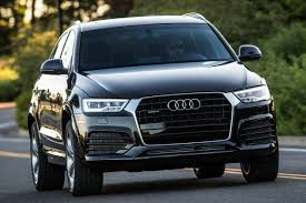 audi q3 dashboard 2016 audi q3 suv pricing for sale edmunds
