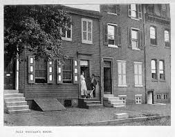 walt whitman house wikipedia