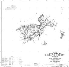 Tennessee County Maps by State And County Maps Of Kentucky