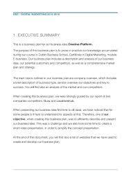 platform as a service business plan annonce du plan dissertation