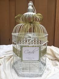 Wedding Wishing Box Decor Wedding Birdcage Card Holder 2473532 Weddbook