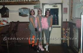 3 Blind Mice Costume Homemade Three Blind Mice Costumes Costume Model Ideas