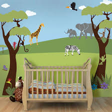 Ocean Wall Decals For Nursery by Baby Nursery Comely Colorful Zoo Animal Wall Decals For Nursery