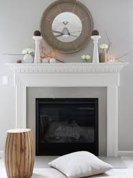 Home Decorating Ideas For Living Rooms by 15 Ideas For Decorating Your Mantel Year Round Hgtv U0027s Decorating