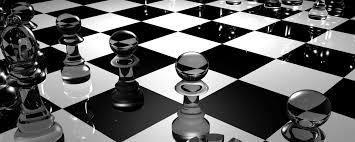Glass Chess Boards Download Wallpaper 2560x1024 Chess Board Glass Black White