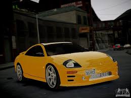 mitsubishi 3000gt yellow mitsubishi for gta 4 u2014 page 3