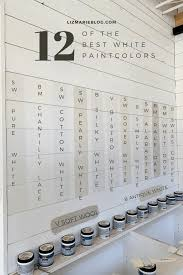 best valspar white paint for kitchen cabinets the top white paint colors according to you liz