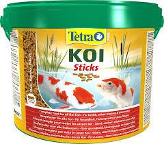 Tetra Pond Koi Sticks 10 L Amazon Haustier
