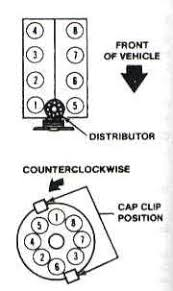 mustang firing order 1994 1995 ford mustang 302 5 0l tech site
