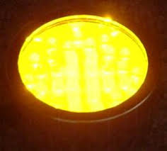 yellow led lights clic yellow led motorcycle accent light kit