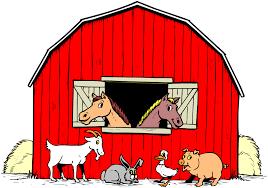 farm animals cartoon clipart cliparting com
