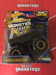 higher education 3 3 black out 2017 monster jam case j grana toys