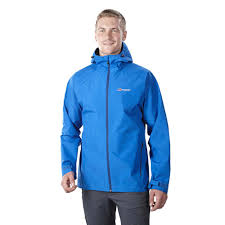 Berghaus Mens Cornice Jacket Berghaus Paclite 2 0 Jackets Shell Blue Men S Clothing 136396924