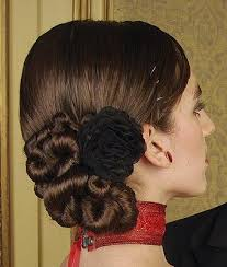 hair buns images different types of hair buns lovetoknow