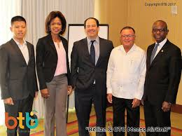 belize airbnb btb meets with airbnb to discuss impact to tourism sector the