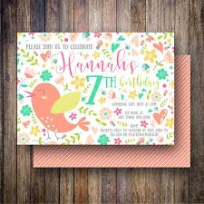 39 best birthday party invitations images on pinterest birthday