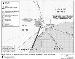 Radius Maps South Pole Area Management Plans And Maps