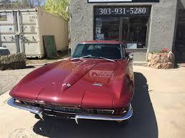 1966 corvette stingray fastback coupe u2013 sold vintage motors of lyons