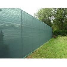 par vue de jardin brise vue vent vert 180 gr m ombrage 90 lonodis rouleau de