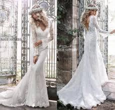 terry costa wedding dresses summer solstice style the season s best boho chic wedding dresses