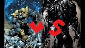 Sentry Vs Thanos Whowouldwin Thanos Vs Apocalypse Who Would Win