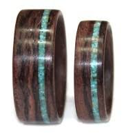 wood rings wedding wooden rings made in 3 5 days lifetime warranty free shipping