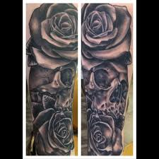 rob daughaday u2014 lucky 13 tattoo