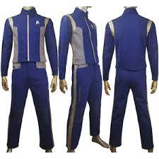Star Trek Halloween Costume Star Trek Discovery Michael Burnham Starfleet Uniform Halloween