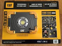 cat 324122 rechargeable led work light cat rechargeable led work light light light info