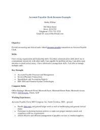 sample clerical resume resume samples and resume help