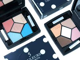 dior summer 2016 milky dots collection 5 couleurs polka dots
