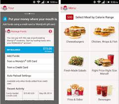application android cuisine 7 fast food restaurants with amazing android apps