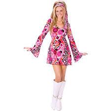 girl costumes groovy girl costume walmart