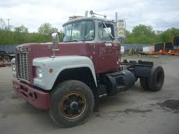 used mack trucks 1989 mack r model single axle day cab tractor for sale by arthur