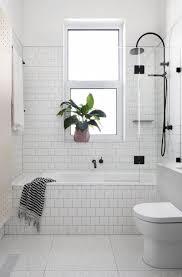 white tile bathroom ideas best 25 white tile bathrooms ideas on white bathrooms