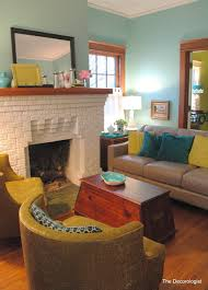 Bright Colors For Living Room  Bright And Colorful Living Room - Bright colors living room