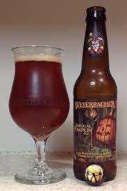 drink it down imperial pumpkin ale by weyerbacher brewing company