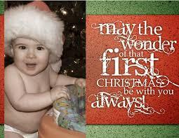 christmas cards baby christmas lights decoration