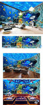 best 25 3d wall murals ideas on pinterest murals for walls underwater world aquarium theme space entire room wallpaper wall mural decal idcqw 000040