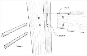 Collins Good Wood Joints Pdf by Hand Building A Timberframe Shed Deck Roof Ana White Woodworking