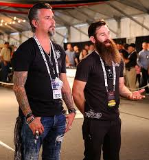 richard rawlings of gas monkey garage on fast n loud tv show