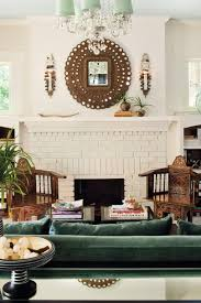 Best Place To Buy Decorations For The Home 25 Cozy Ideas For Fireplace Mantels Southern Living