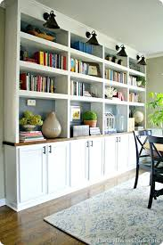 decorating built ins idea built in shelves living room for built in cupboards with