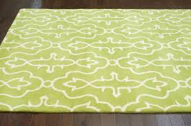 contemporary ikea green area rugs