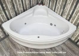 Dimensioni Vasca Da Bagno Angolare by Whirlpool Vasca Da Bagno Parigi Made In Germany Con 8 Ugelli Per