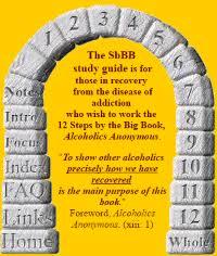 12 step workbooks